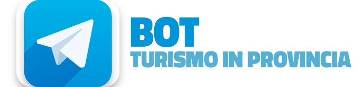 Bot turismo in provincia