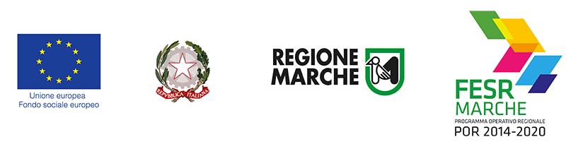 Unione Europea - Repubblica Italiana - Regione Marche - FESR