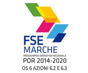 FSE MARCHE - POR 2014-2020 - OS 6 AZIONE 6.2 E 6.3